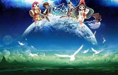 Rose Anime Wallpapers Action Rpg Magic Fantasy