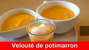 Blender Chauffant Recette : recette blender velout de potimarron youtube ~ Louise-bijoux.com Idées de Décoration