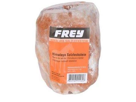 frey himalaya salzleckstein pferde zusatzfutter