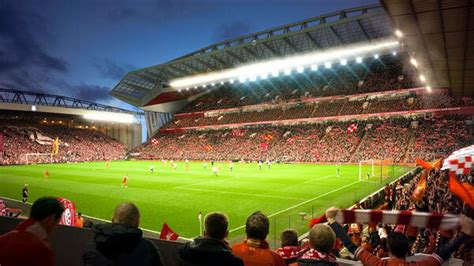 liverpool unveil renderings  anfield expansion