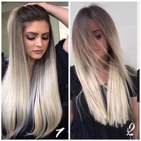Frisuren und Haare Die 10 Besten Lange Frisuren mit