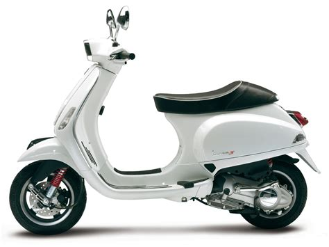 Vespa Image by 2007 Vespa S Scooter Pictures Specifications