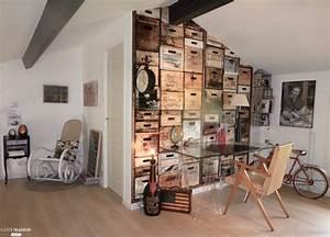 Papier Peint Bureau : 17 best images about papiers peints bureau on pinterest ~ Melissatoandfro.com Idées de Décoration