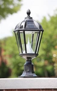 amazoncom gama sonic royal solar outdoor led light With amazon prime outdoor lighting