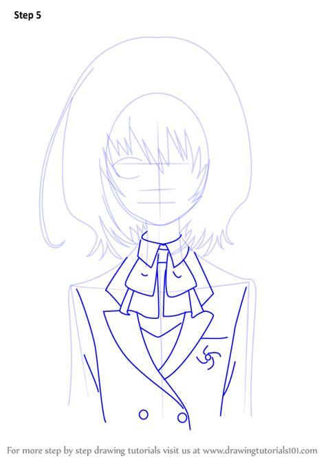 learn   draw mei misaki    step