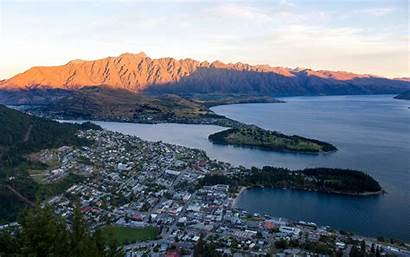 Zealand Tourist Attractions Queenstown Visited Lonely Getty