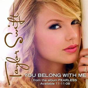Subscene - Subtitles for Taylor Swift - You Belong With Me