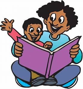Family Reading Together Clipart | Clipart Panda - Free ...