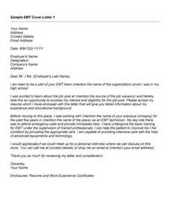 resume cover letter for paramedics emt resume resume badak