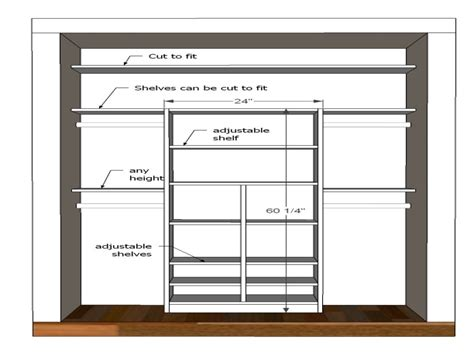 Walk In Closet Minimum Dimensions Small Bedroom Closet