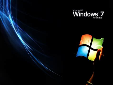 Hd Wallpapers Of Windows 7 Ultimate