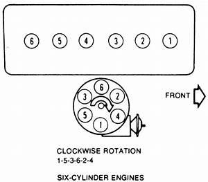 Wiring Diagram  28 Chevy 235 Firing Order Diagram