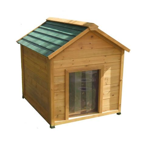 free insulated dog house plans for large dogs