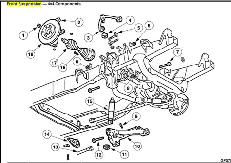 Ford E 250 Part Diagram by 2005 Ford F150 Exhaust System Diagram