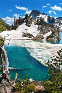 Sawtooth Lake Stanley Idaho