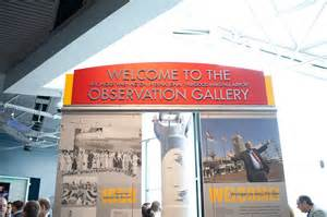 baltimore washington observation gallery reopened