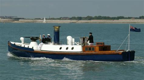 Steamboat Vip by Steam Pinnace Nmrn Portsmouth