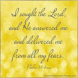 Image Gallery psalm 34
