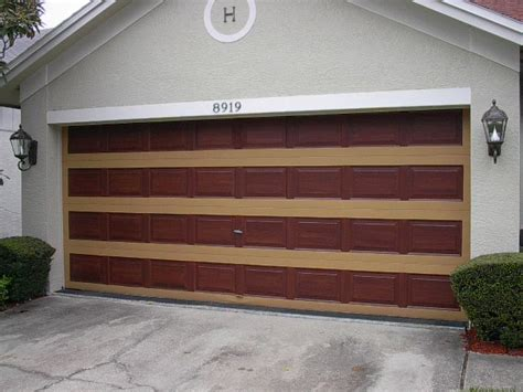 painting garage door garage door tutorial everything i create paint garage