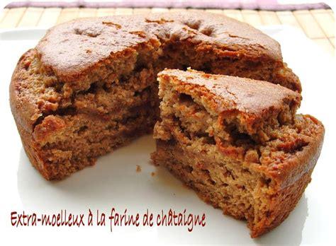 moelleux 224 la farine de ch 226 taigne sans oeufs cuisine et d 233 pendances