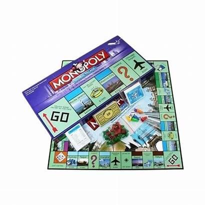 Monopoly Board Village Global Lanka Sri Catchme