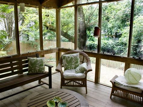 How To Enclose A Screened In Porch by Run My Renovation A Screen Porch Designed By You Run My