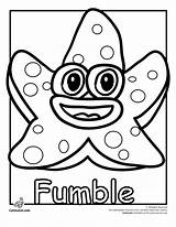 Moshi Monsters Coloring Monster Moshlings Colouring Cartoon Poppet Sheets Fumble Coloriage Fishies Template Squishy Only Popular Coloria Thebestcoloring Buzz sketch template