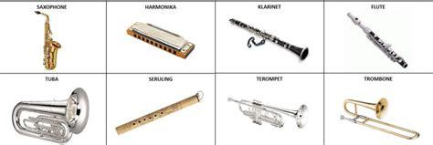 Contoh alat musik yang digesek diantaranya yaitu biola, rebab dan selo. 10 Alat Musik Tiup Tradisional dan Modern - Guratgarut