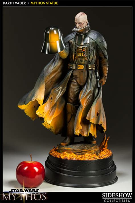 Star Wars Darth Vader - Mythos Polystone Statue by ...