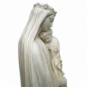 Statue Singe De La Sagesse : statuette de notre dame de la sagesse 22 cm vente ~ Teatrodelosmanantiales.com Idées de Décoration