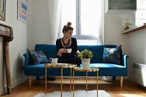 Idée Déco Petit Appartement : deco petit appartement parisien os81 jornalagora ~ Zukunftsfamilie.com Idées de Décoration