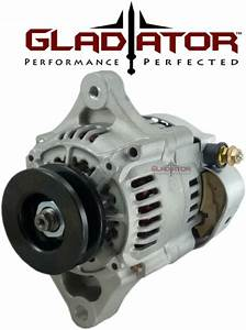 New Alternator Toyota Forklift 5fg15 5fg18 4y 4p Engine