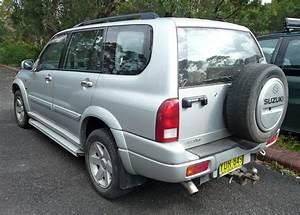 2001 Suzuki Grand Vitara - Information And Photos