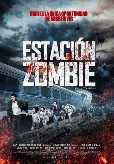 reparto estacion zombie equipo tecnico produccion