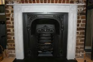 Carrara Marble Fireplace Surround