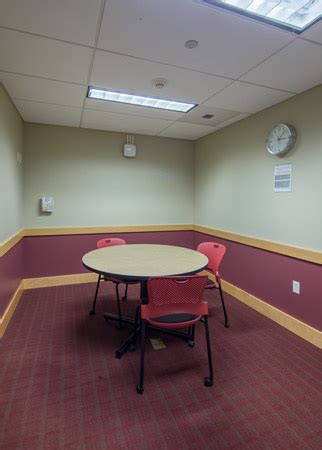 interview rooms cornell sha
