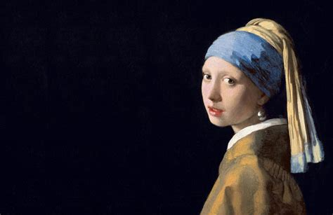 girl   pearl earring wallpaper vermeer wallpaper