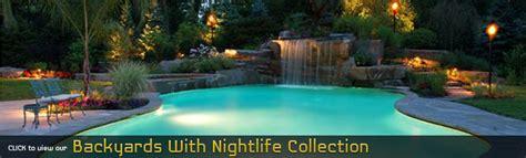 swimming pool landscape swimming pool landscaping ideas inground pools nj design pictures