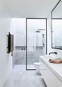 Petite Salle De Bain Design : am nagement petite salle de bain fonctionnalit et design ~ Dailycaller-alerts.com Idées de Décoration