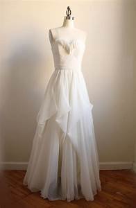 handmade wedding dresses etsy bridal gown julietta With wedding dress etsy