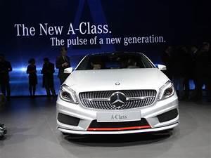 Mercedes Classe A 200 Moteur Renault : la nouvelle mercedes classe a avec un moteur diesel renault ~ Medecine-chirurgie-esthetiques.com Avis de Voitures