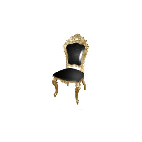 chaise en cuir noir 126 events chaise baroque 126 events