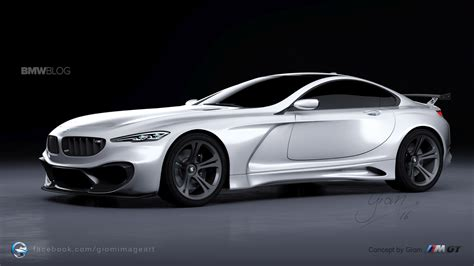 what is a bmw design study what a bmw m gt could look like