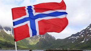 Norway, Flag, Beautiful, Nature, Norway, Natural, Landscape