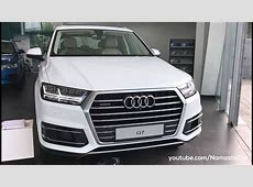 Audi Q7 4M 45 TDI 2017 Reallife review YouTube