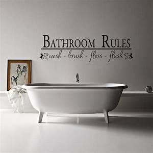 Amazing of bathroom wall decor ideas modern ide