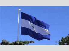BANDERA DE NICARAGUA EN LA PLAZA DE LA REPUBLICA YouTube