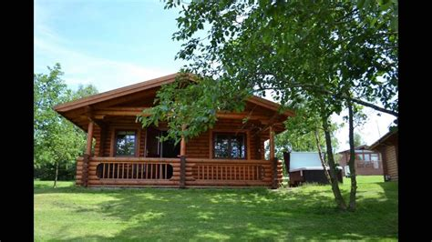 Log Cabins In Northumberland With Tubs by Chestnut Luxury Log Cabin Country Park Northumberland