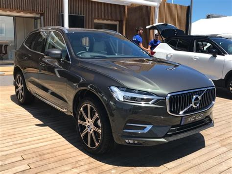 Volvo Cars Displayed At The Volvo Ocean Race