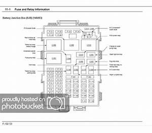 2008 Ford F150 Fuse Box Location